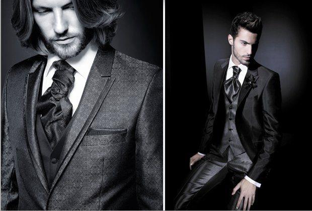 Welcher Anzug steht mir?