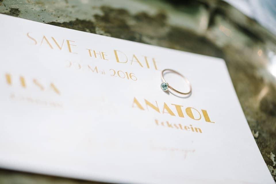 Carissimo Letterpress – stilvolle und individuelle Hochzeitspapeterie