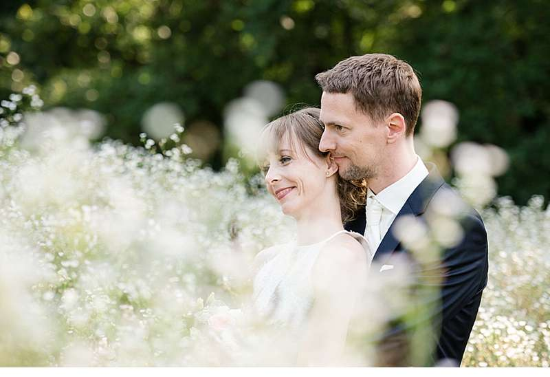 Manuela und Michael, sommerliche Gartenhochzeit von Ulf Thausing Photography