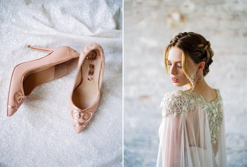 Das Glitzern einer Braut von Lucy Davenport Photography