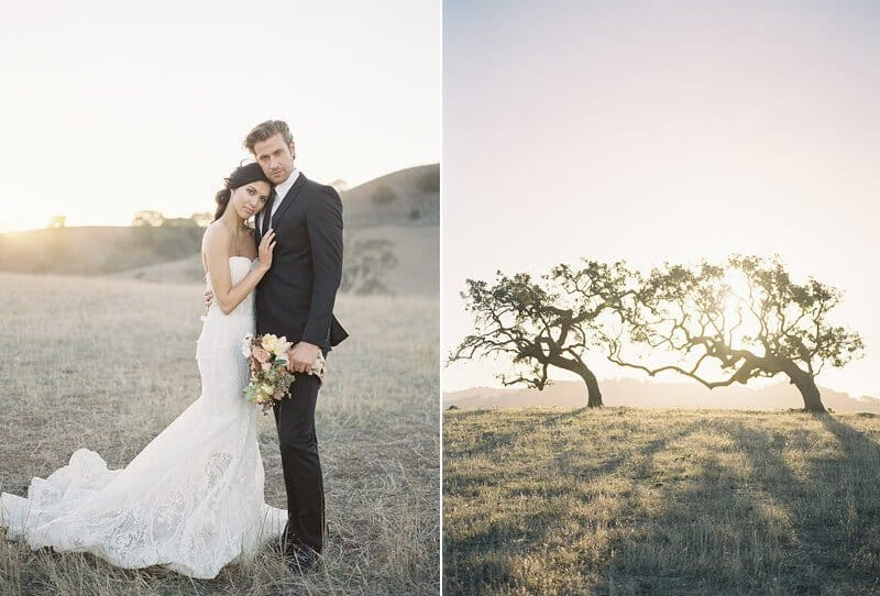 California Sunshine meets European Elegance by Lacy Geary and Heather Payne Photography