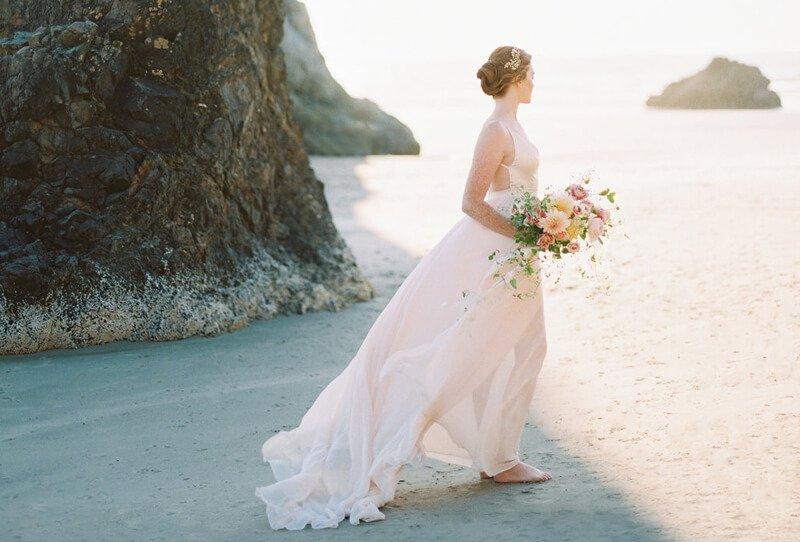 Liebesgefühle an Oregons Küsten von Katie Nicolle Photography