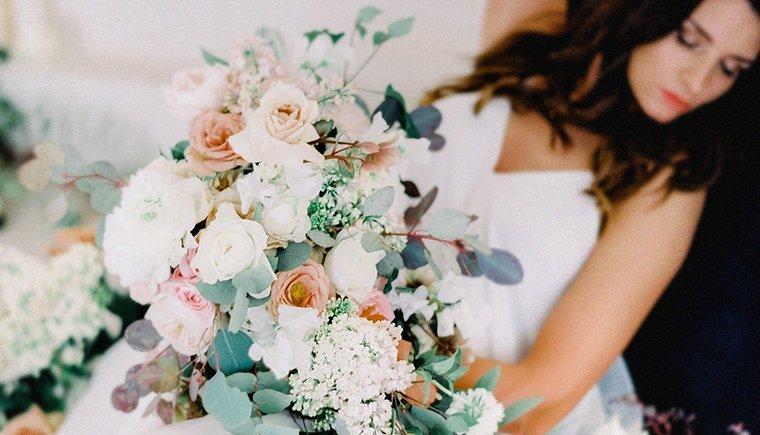 Die kunstvolle Welt von Floral Designerin Tabea Maria-Lisa mit mat.kb