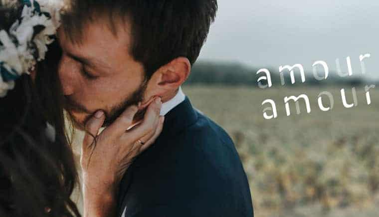 Einzigartiges Gewinnspiel Amour Amour
