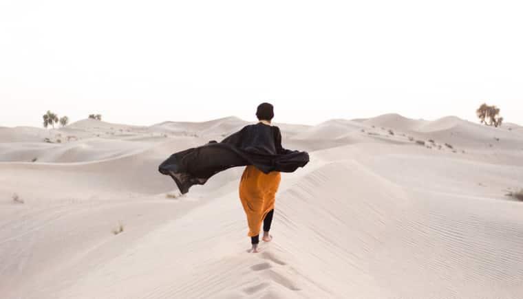 Wüstenbraut mit orientalischem Flair von Celine Chhuon Photography