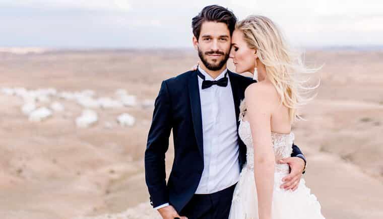 After Wedding Shooting in Marrakech von Lovestories Wien und Caterina Hoffmann