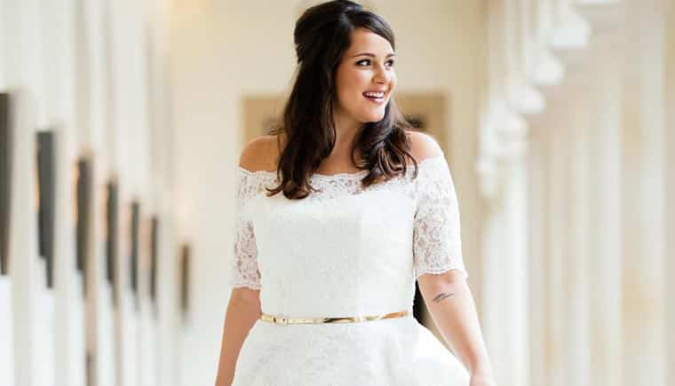 Küssdiebraut Plus Size Brautmoden Kollektion 2019
