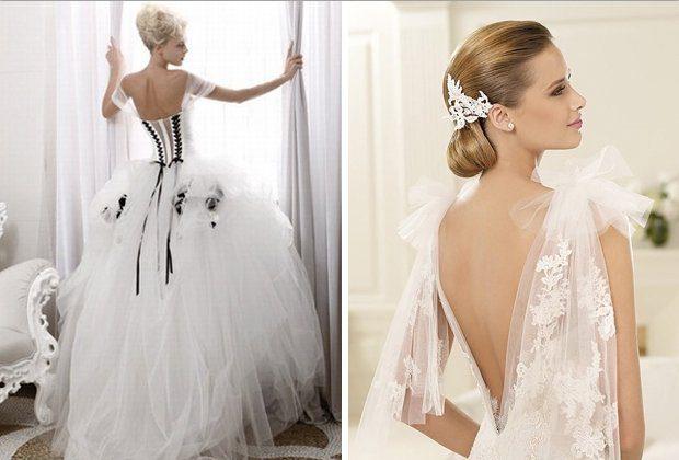 Welche Verschlussvariante passt zu deinem Brautkleid?