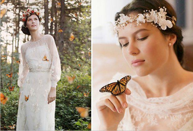 Lassen schmetterling fliegen Schmetterlinge in