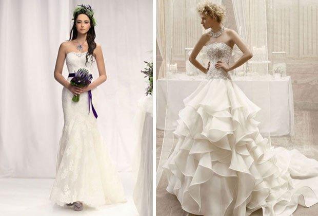 Das Richtige Hochzeitskleid Fur Jede Figur Hochzeitsguide