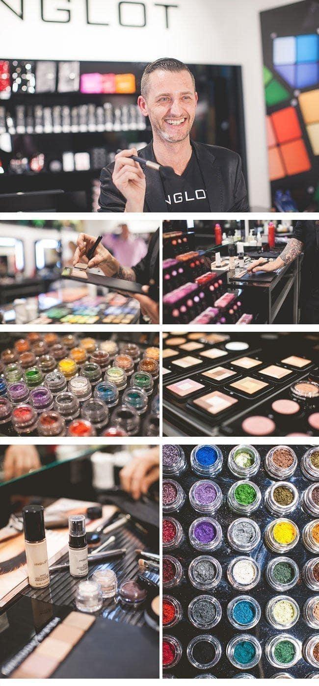 inglot1a braut make-up