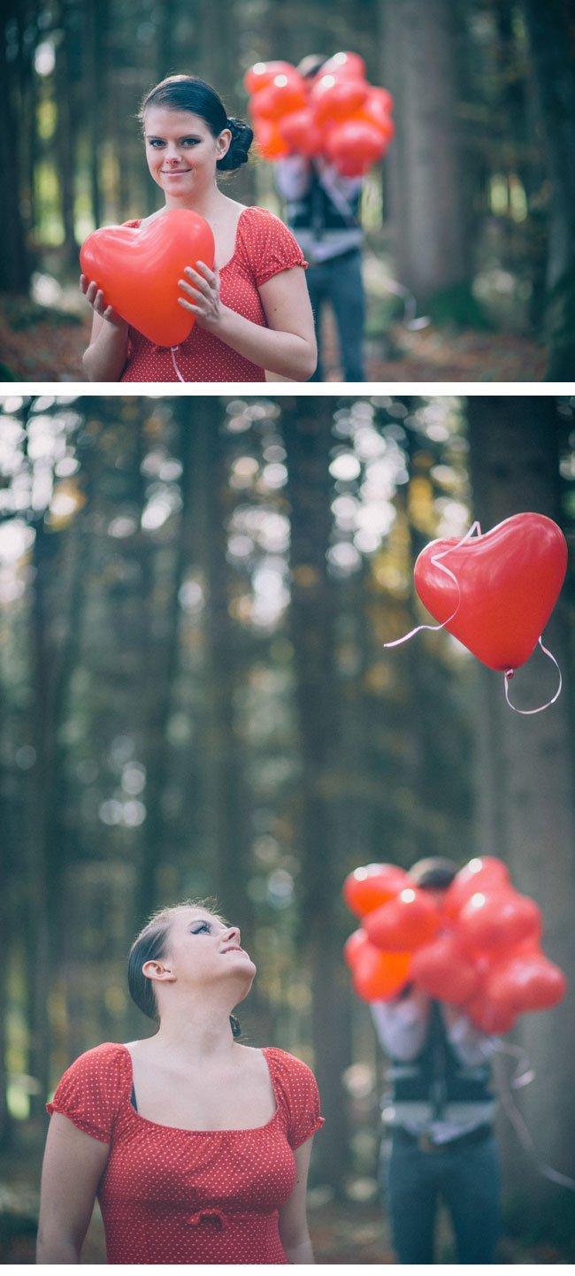 tatjana20-engagement mit luftballons