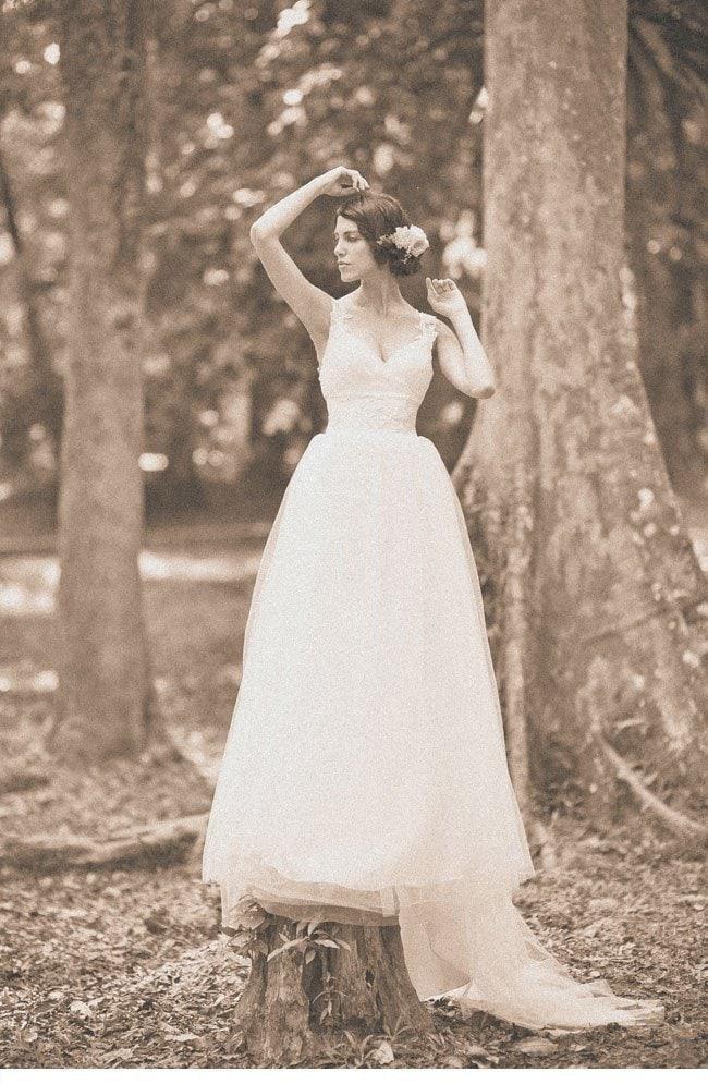 rustic vintage5-vintage bride