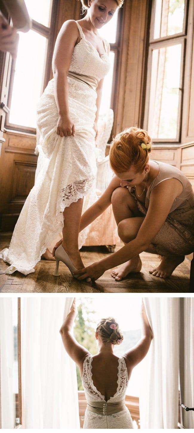 claudia matthias4a-getting ready