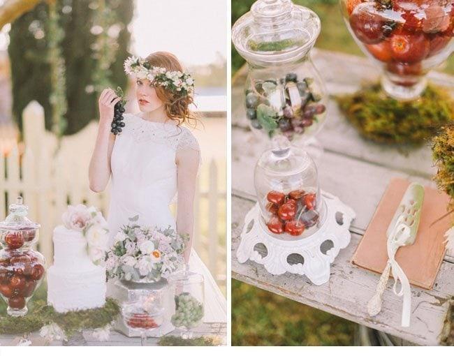 enchanted garden6a-sweet table Desserttisch