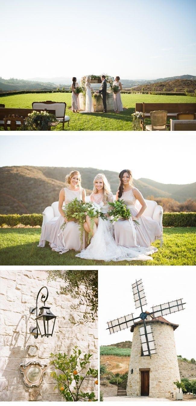 cal a vie10-brautjungfern bridesmaids