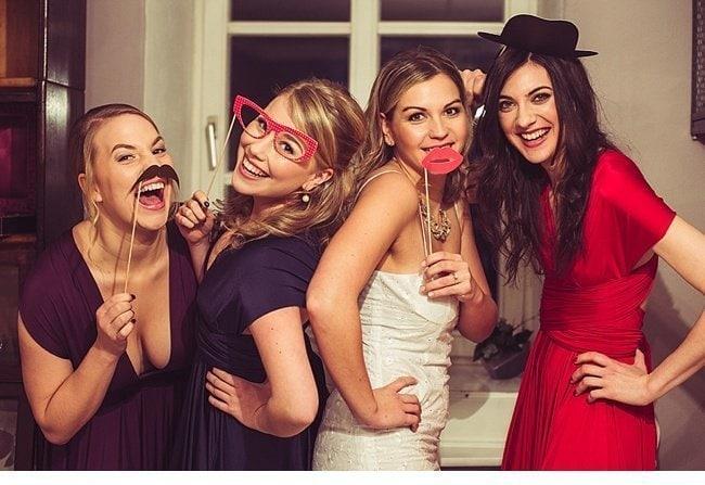 teaparty bridesmaids brautjungfern 0050