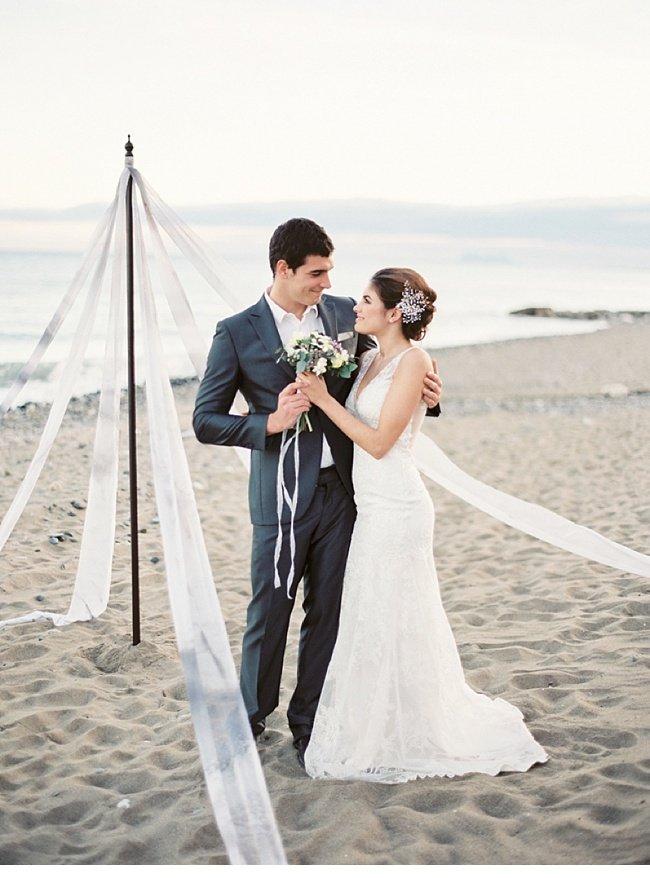 beach elopement inspiration 0005