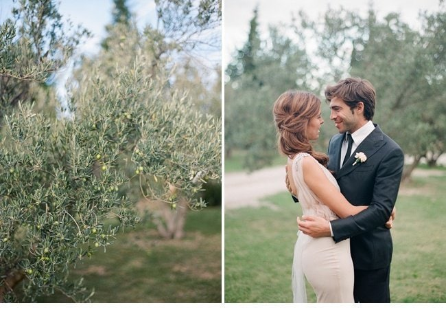 lavender olive grove provence wedding shoot 0020