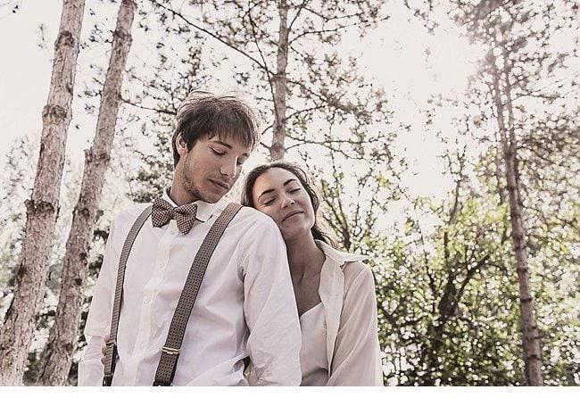 mediterranean forest wedding shoot 0000