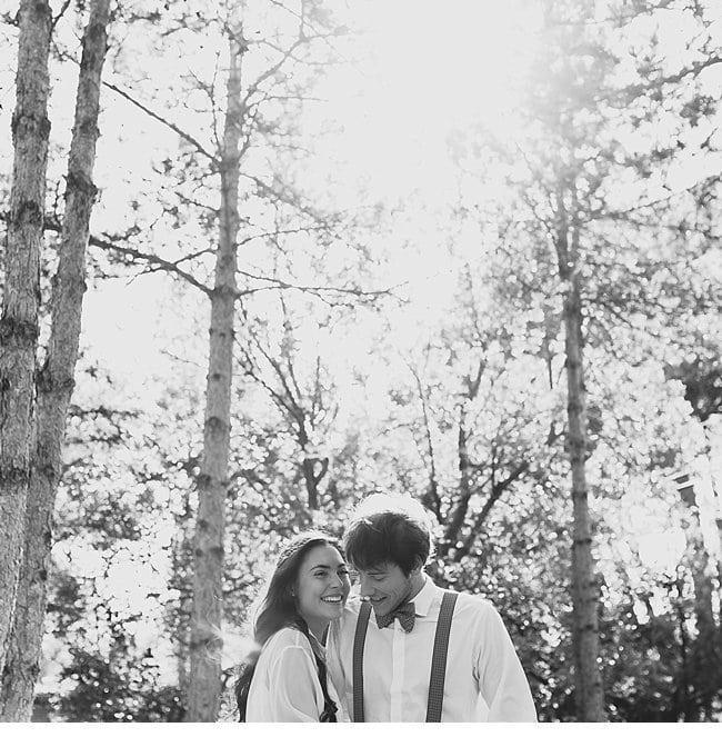 mediterranean forest wedding shoot 0026