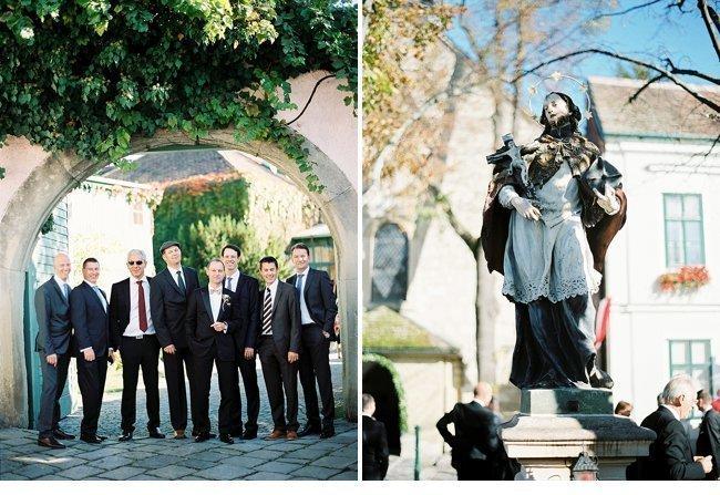 Viennese Autumn Wedding 50s Style 0019