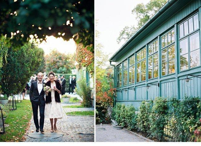 Viennese Autumn Wedding 50s Style 0036