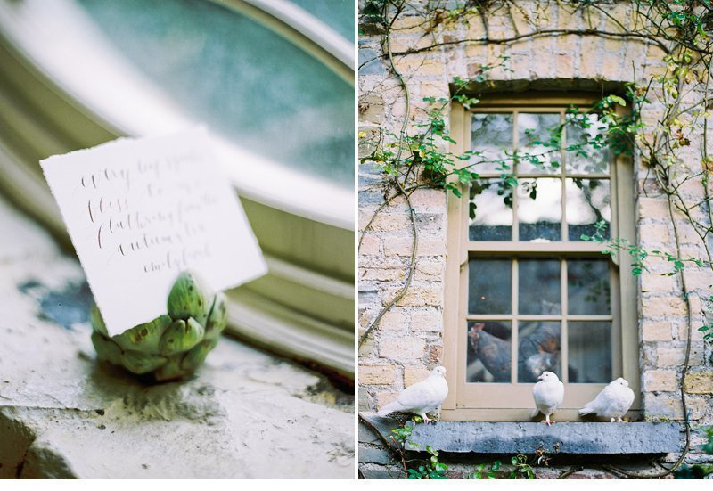aine ross woodland wedding inspiration 0013