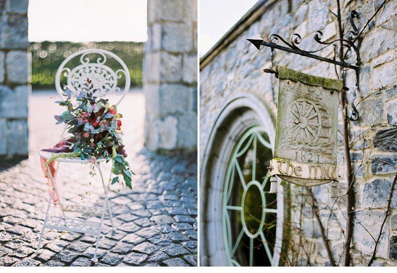 aine ross woodland wedding inspiration 0016a