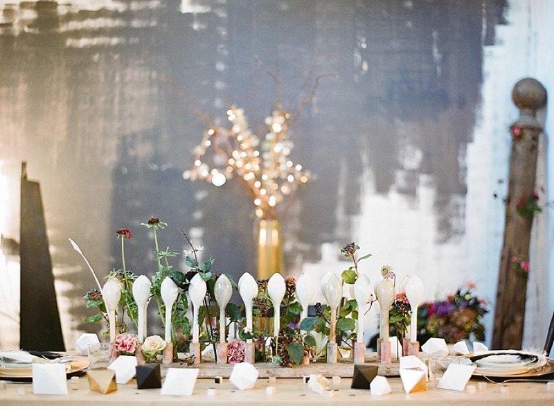 industrial loft wedding inspiration 0001