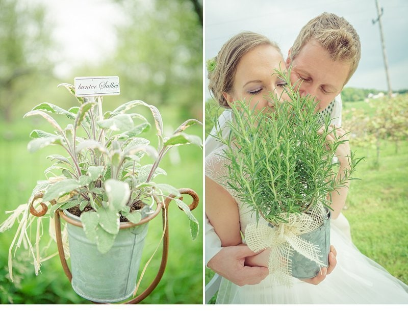 vier braeute herb garden wedding inspiration 0010