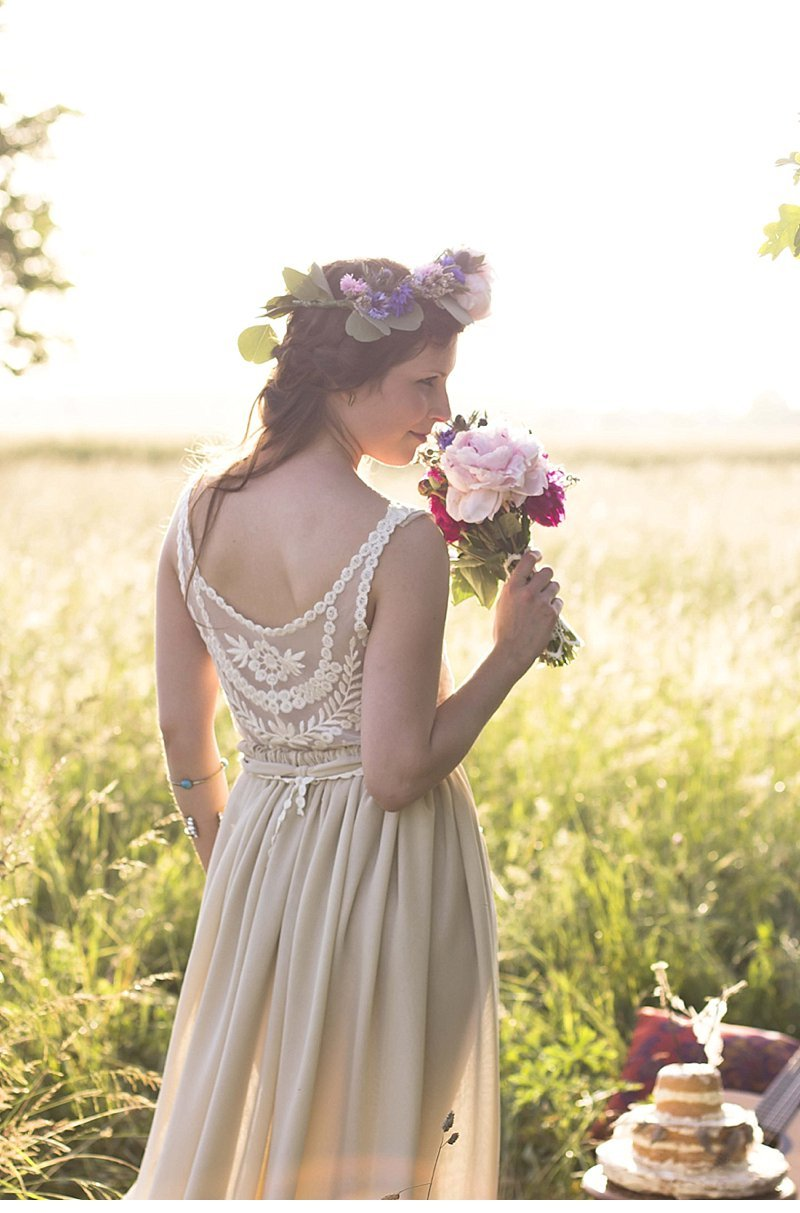 bohemian inspiration blue and ivory 0003