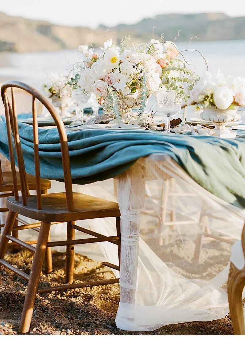 elegant beach wedding inspiration 0004