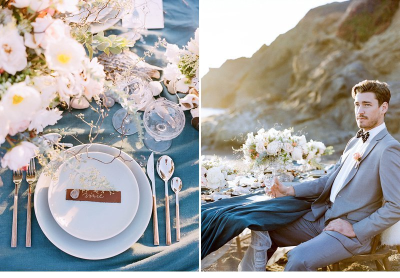 elegant beach wedding inspiration 0005