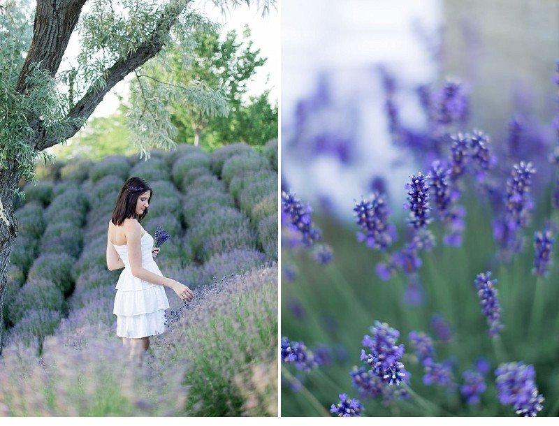 Cansu Onur engagement Lavendelfeld 0003