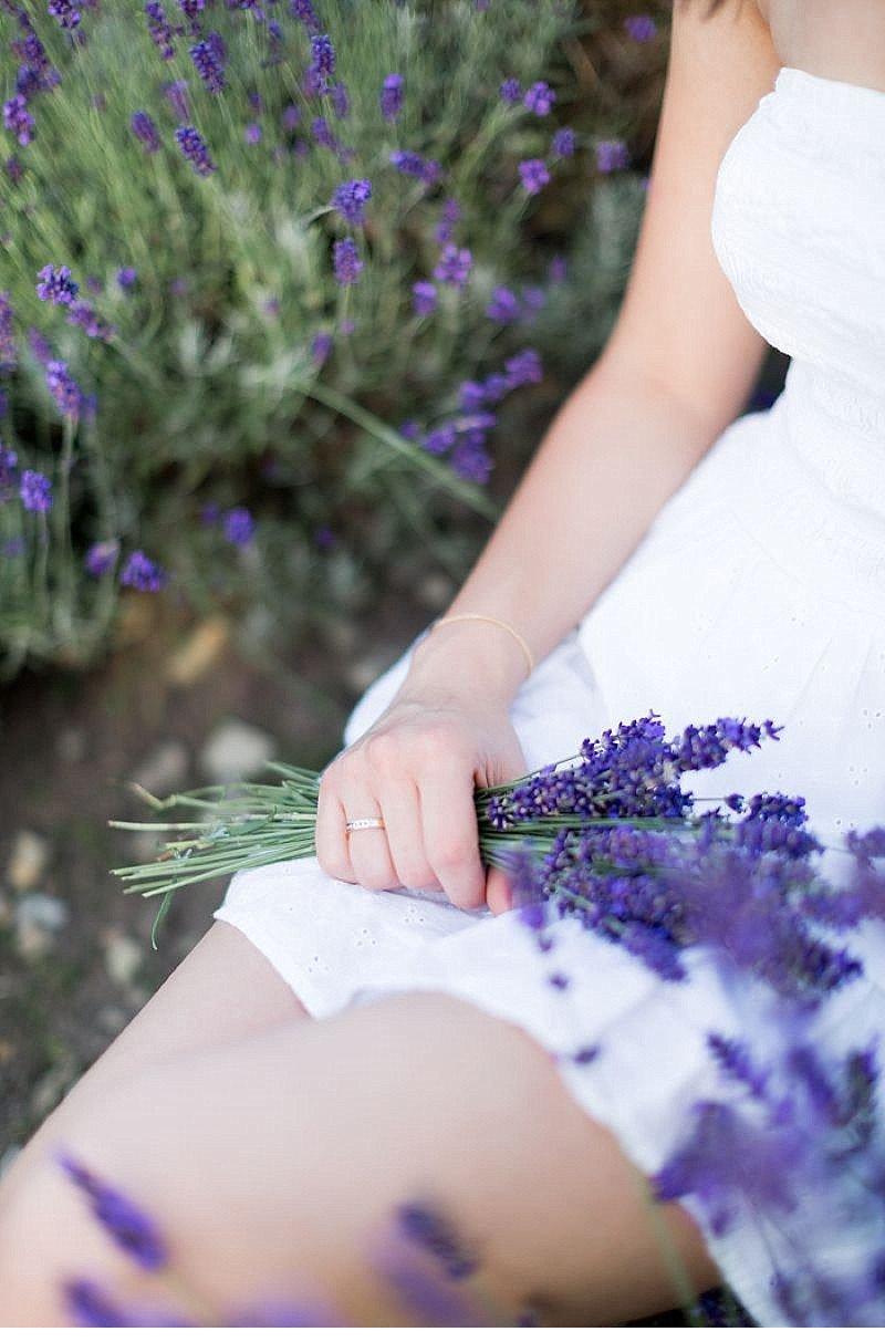 Cansu Onur engagement Lavendelfeld 0011
