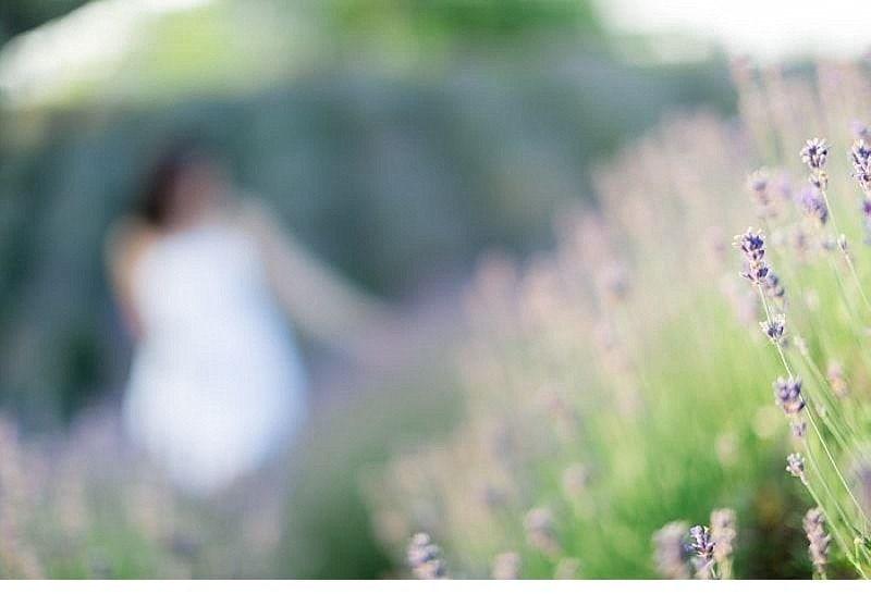 Cansu Onur engagement Lavendelfeld 0024
