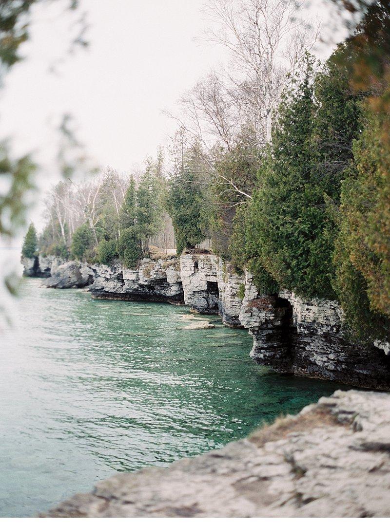 cave point bridal beach shoot 0021