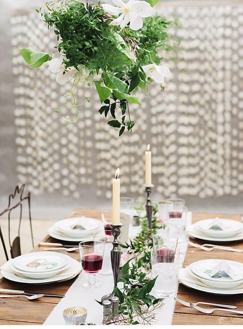 romantic natural wedding inspiration 0012