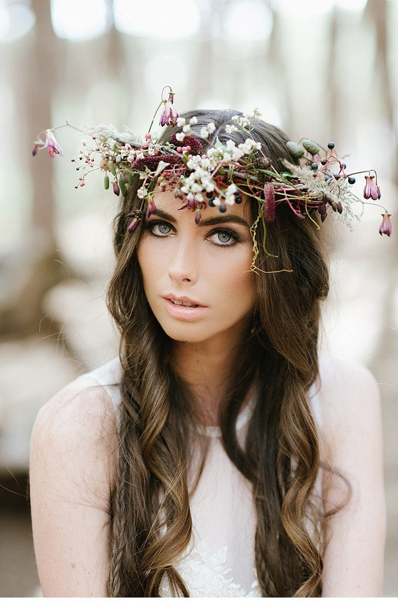 enchanted forest inspiration styled shoot 0001