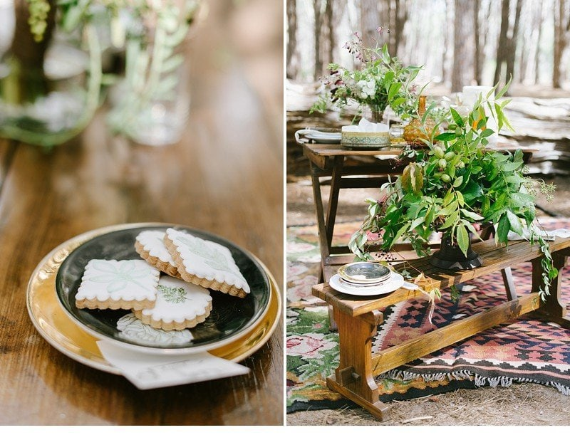 enchanted forest inspiration styled shoot 0013