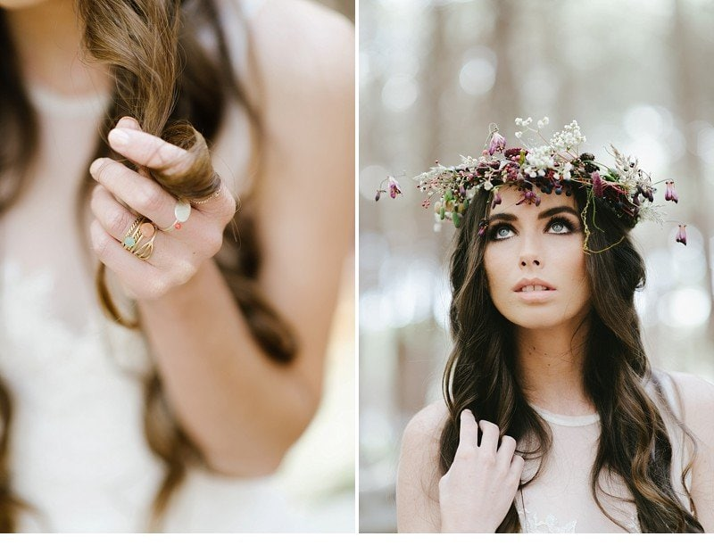 enchanted forest inspiration styled shoot 0038