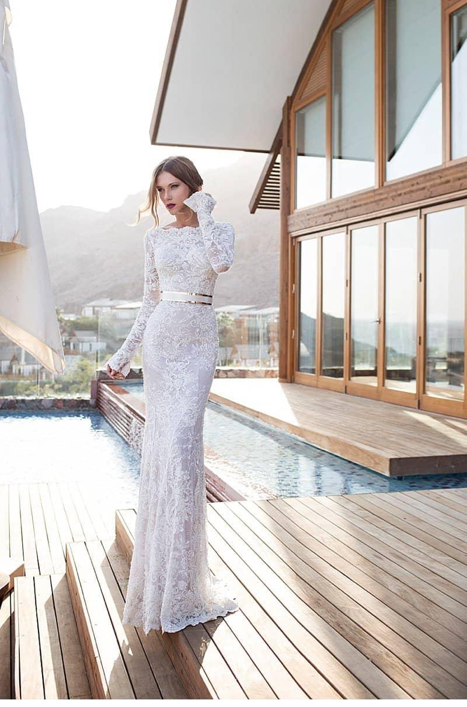 julie vino orchid collection bridal dresses 0022