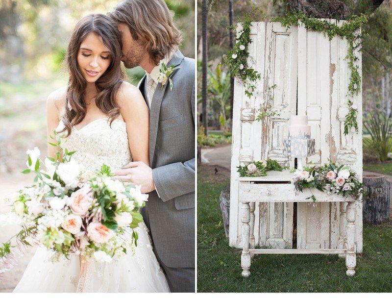garden wedding inspiration 0002