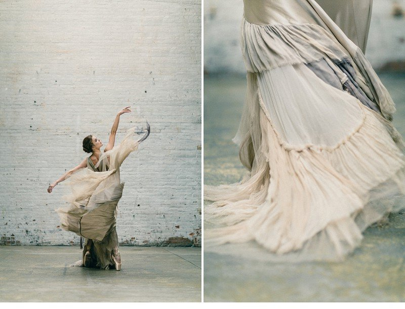 ballet inspired wedding ideas 0012