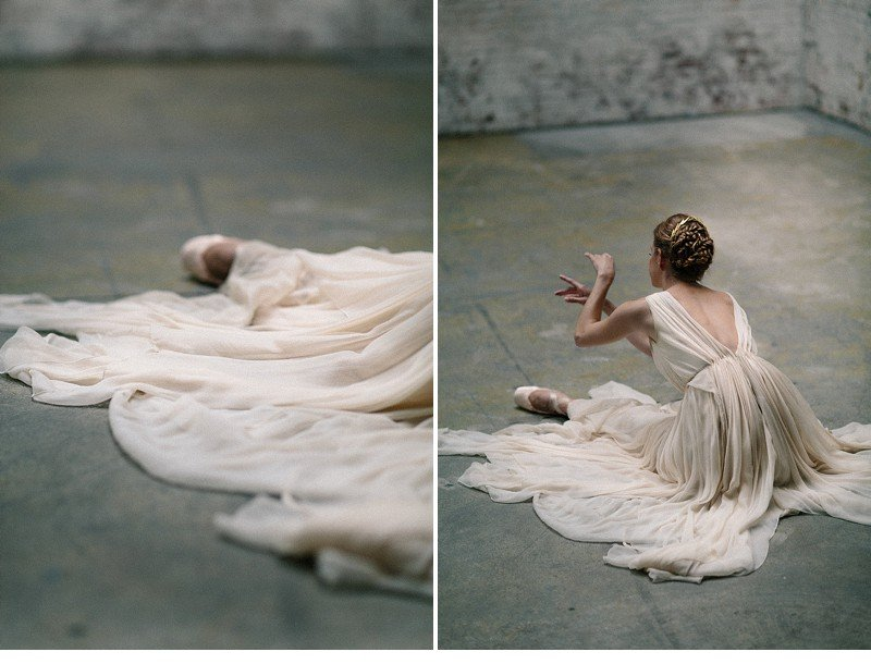 ballet inspired wedding ideas 0015