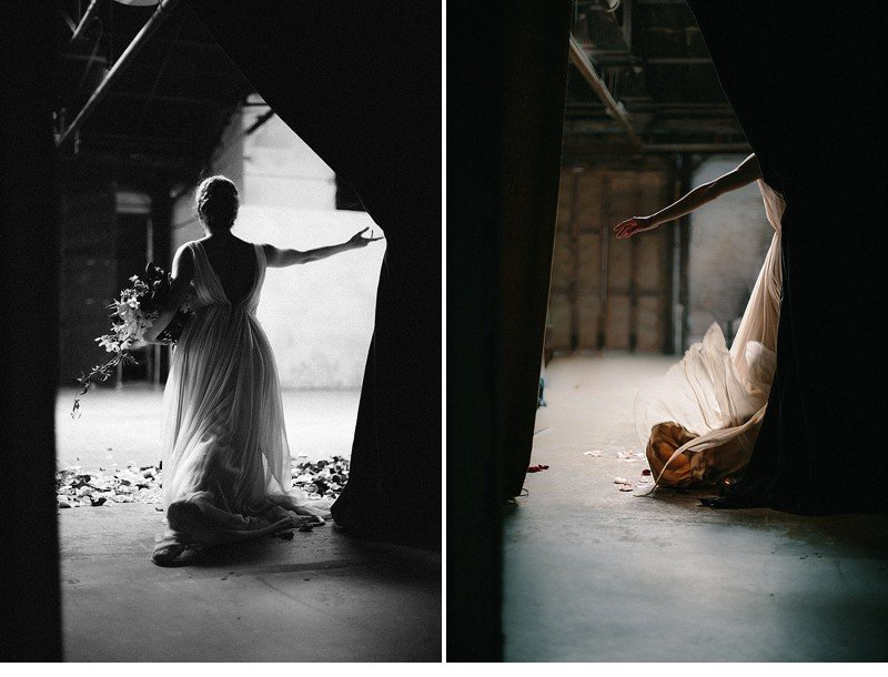 ballet inspired wedding ideas 0024