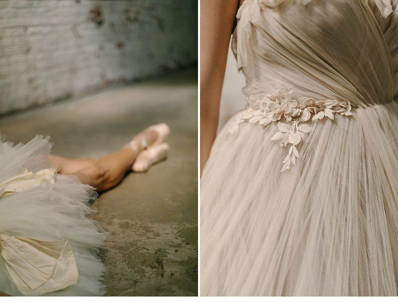 ballet inspired wedding ideas 0034