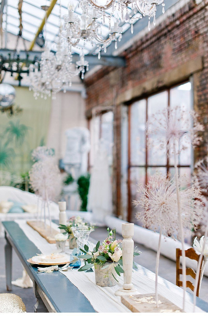 organic gliiter wedding inspiration 0013
