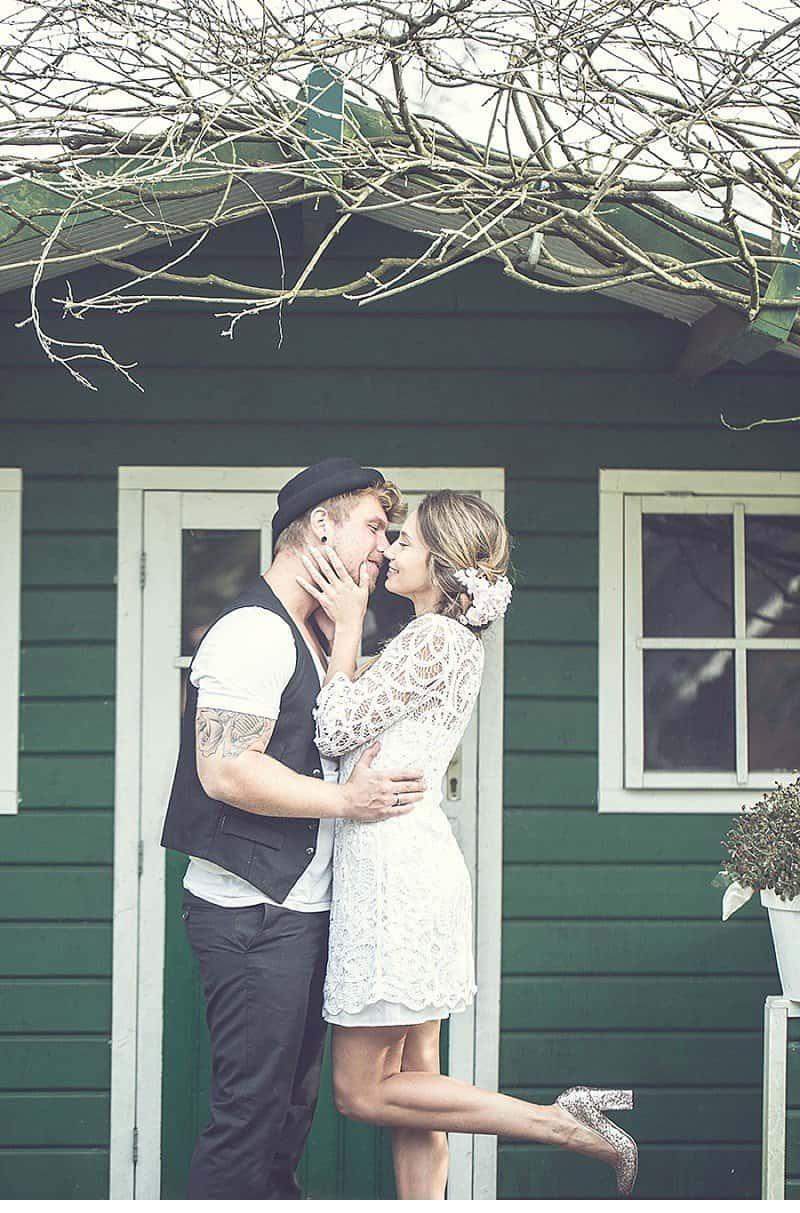 shabbychic vintage wedding inspiration 0027